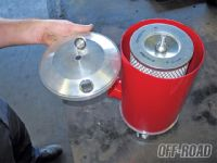 OffRoad Products :: Cyclone Air Filters :: Cyclone RZR Air
